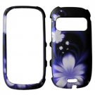 For Nokia Astound C7 Cover Hard Case B-Flower