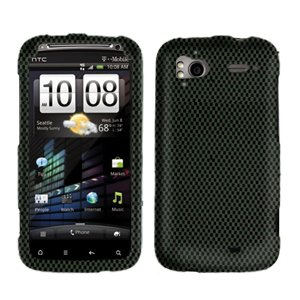 FOR HTC Sensation 4G Cover Hard Phone Case Carbon Fiber