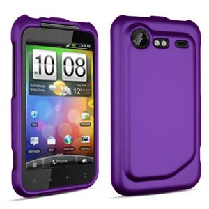 FOR HTC Droid Incredible 2 Cover Hard Phone Case Purple