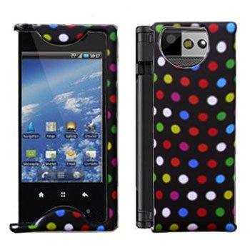 For Kyocera Echo M9300 Cover Hard Case R-Dot