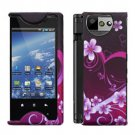 For Kyocera Echo M9300 Cover Hard Case Love