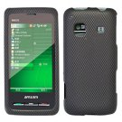 For Samsung Galaxy Prevail Cover Hard Case Carbon Fiber