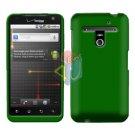 For LG Revolution VS910 Cover Hard Case Rubberized Green