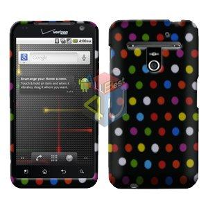 For LG Revolution VS910 Cover Hard Case R-Dot
