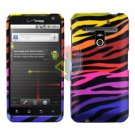 For LG Revolution VS910 Cover Hard Case C-Zebra