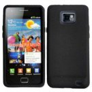 For Samsung Galaxy S II i9100 Cover Hard Case Black