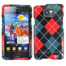 For Samsung Galaxy S II i9100 Cover Hard Case Agryle