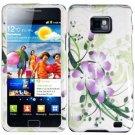 For Samsung Galaxy S II i9100 Cover Hard Case G-Lily