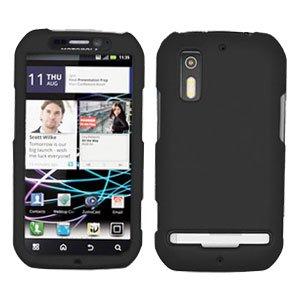 For Motorola Photon 4G/ Electrify MB855 Cover Hard Case Black
