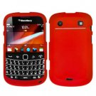 For BlackBerry Bold 9900 4G Cover Hard Case Red
