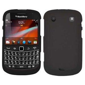 For BlackBerry Bold 9930 9900 4G Cover Hard Case Black