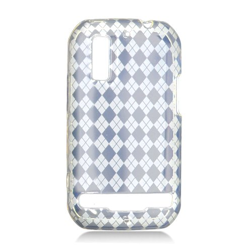 For Motorola Photon 4G/ Electrify MB855 Cover TPU Case D-Clear