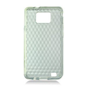 For Samsung Galaxy S II 4G TPU Case H-Clear