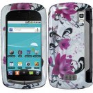 For LG Genesis US760 Cover Hard Case W-Flower