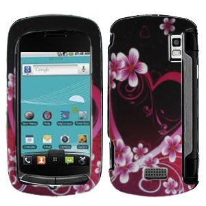 For LG Genesis US760 Cover Hard Case Love