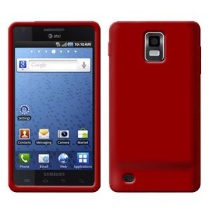 For Samsung Infuse 4G i997 Cover Hard Case Red