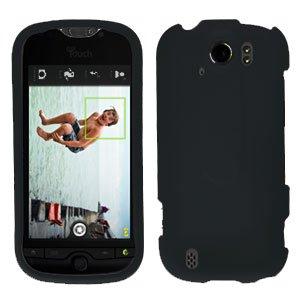FOR HTC MyTouch 4G Slide cover hard case Black