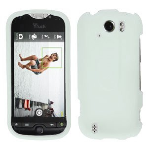 FOR HTC MyTouch 4G Slide cover hard case White