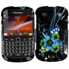 For BlackBerry Bold 9930 9900 4G Cover Hard Case M-Flower