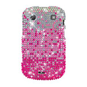 For BlackBerry Bold 9930 9900 4G Cover Hard Case Crystal Bling P-Water Fall