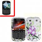 For BlackBerry Bold 9930 9900 4G Cover Hard Case G-Lily +Screen