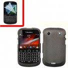 For BlackBerry Bold 9930 9900 4G Cover Hard Case Carbon Fiber +Screen