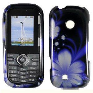 For LG Cosmos 2 VN251 Cover Hard Case B-Flower