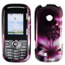For LG Cosmos 2 VN251 Cover Hard Case L-Flower