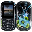 For LG Cosmos 2 VN251 Cover Hard Case M-Flower