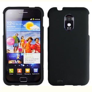 For Samsung Galaxy S II Epic 4G Touch D710 Cover Hard Case Black