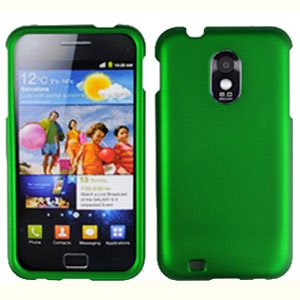 For Samsung Galaxy S II Epic 4G Touch D710 Cover Hard Case Green