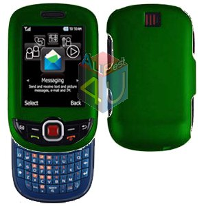 For Samsung Smiley SGH-T359 / Elevate SGH-T356 Cover Hard Case Green