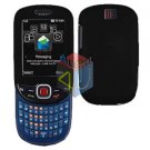 For Samsung Smiley SGH-T359 / Elevate SGH-T356 Cover Hard Case Black