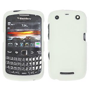 For BlackBerry Curve 9360/ 9370/ 9350 Cover Hard Case White