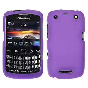 For BlackBerry Curve 9360/ 9370/ 9350 Cover Hard Case Purple