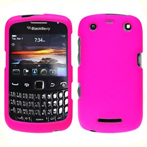 For BlackBerry Curve 9360/ 9370/ 9350 Cover Hard Case Hot Pink