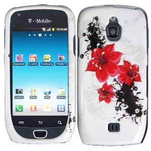 For Samsung Exhibit 4G T759 Cover Hard Case R-LiLy