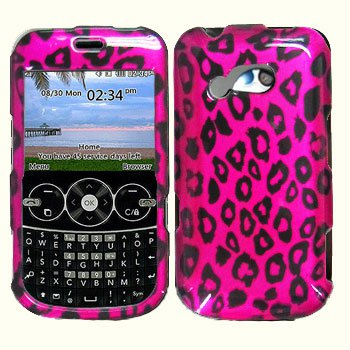 For LG Gossip GW300 / 900g Cover Hard Case H-Leopard