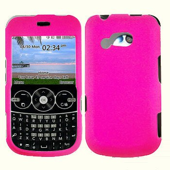 For LG Gossip GW300 / 900g Cover Hard Case Hot Pink
