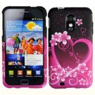 For Samsung Galaxy S II Epic 4G Touch D710 Cover Hard Case Love