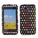 For HTC Rhyme Cover Hard Phone Case R-Dot