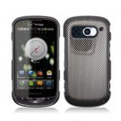 For Pantech Breakout Cover Hard Phone Case Carbon Fiber