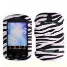 For Pantech Pursuit II Cover Hard Phone Case Zebra