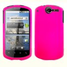 For Huawei impulse U8800 / ideos X5 Cover Hard Phone Case Hot Pink