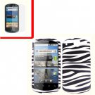 For Huawei Impulse U8800 / Ideos X5 Cover Hard Phone Case Rainbow + Screen 2-in-1