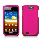 For Samsung Galaxy W i8150 Cover Hard Case H-Pink