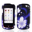 For Pantech Hotshot Cover Hard Phone Case B-Flower