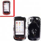 For Pantech Hotshot Cover Hard Case Wolf +Screen 2-in-1