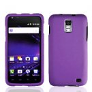 For AT&T Samsung Galaxy S II SkyRocket Cover Hard Case Purple