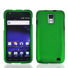 For AT&T Samsung Galaxy S II SkyRocket Cover Hard Case Green